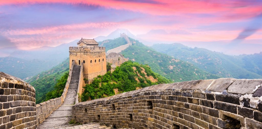 a donde ir en china