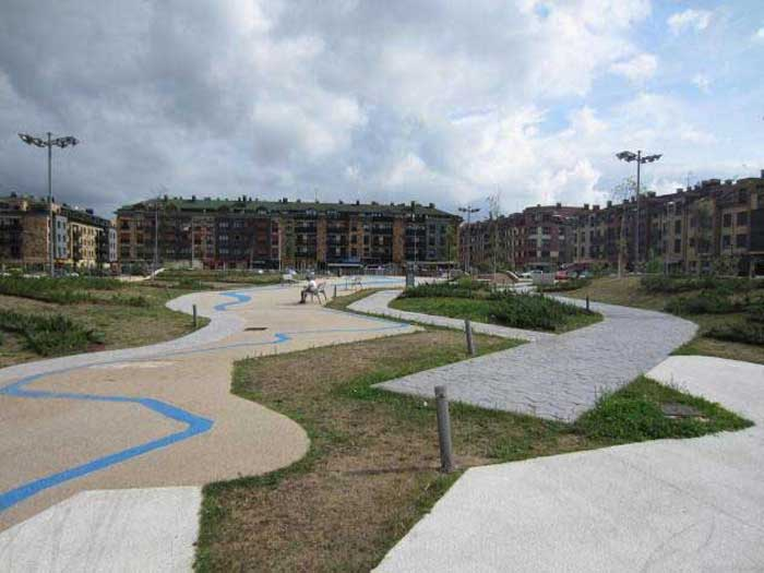 parques para niños villaviciosa