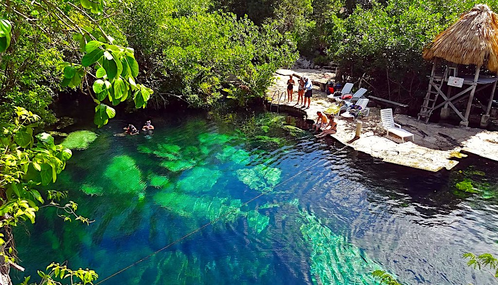 a dnde ir riviera maya