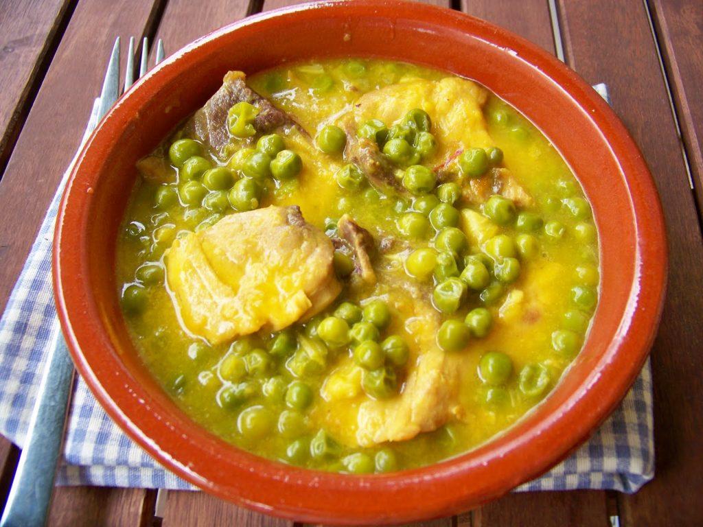 5 platos que comer en chipiona
