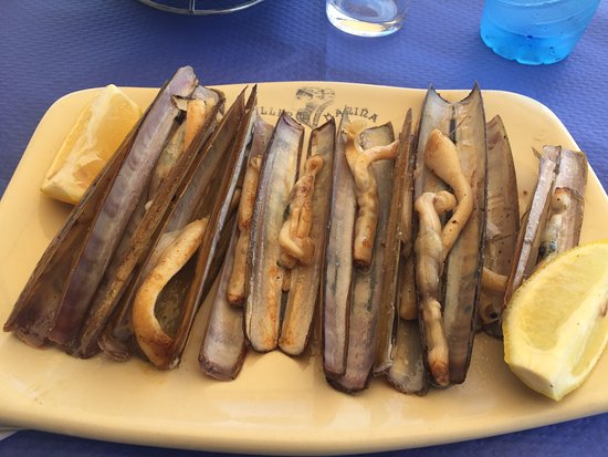 comida tradicional en finisterre