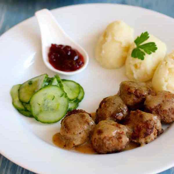 comida tradicional en suecia