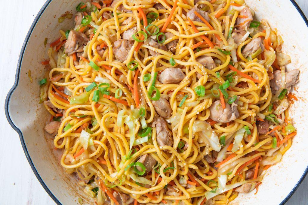 platos que comer en china