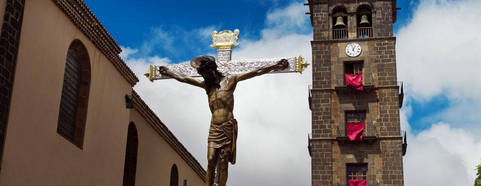 semana santa en puerto de al cruz fiestas