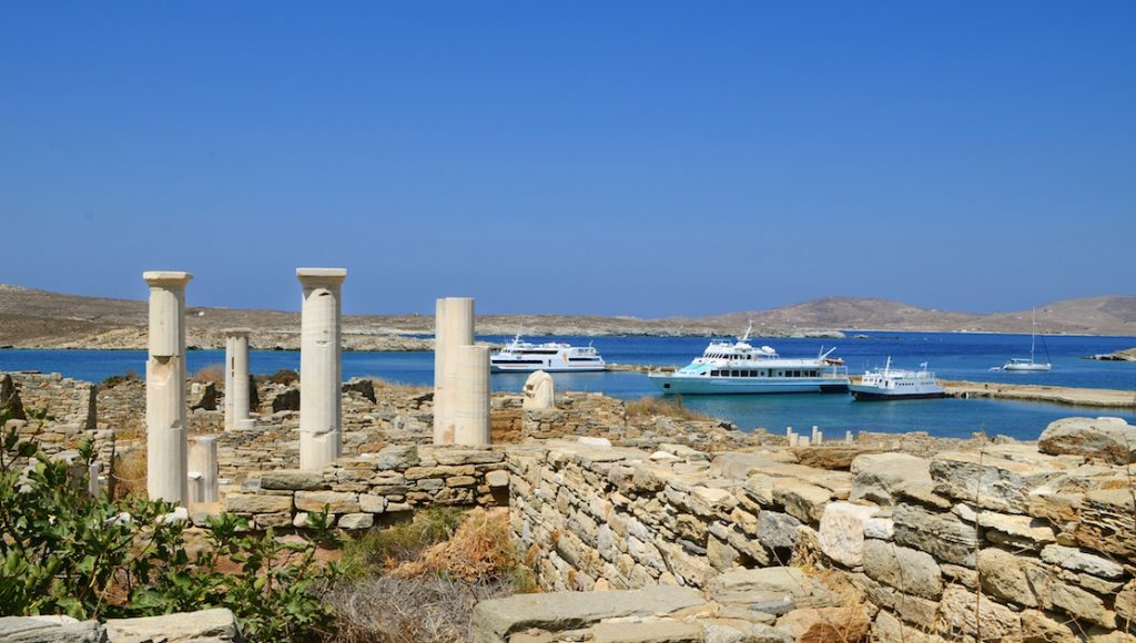 guia turistica de grecia mykonos