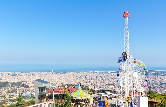 turismo con niños barcelona