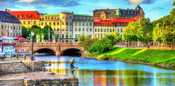 clima en suecia