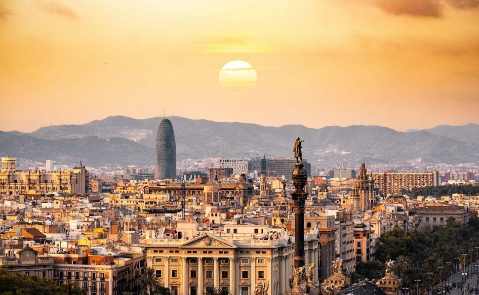 que clima hace en cataluña