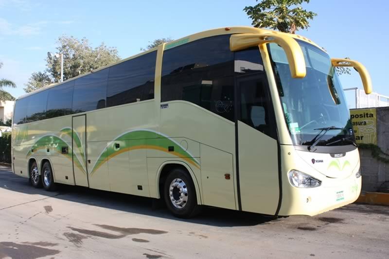 medios de transporte riviera maya
