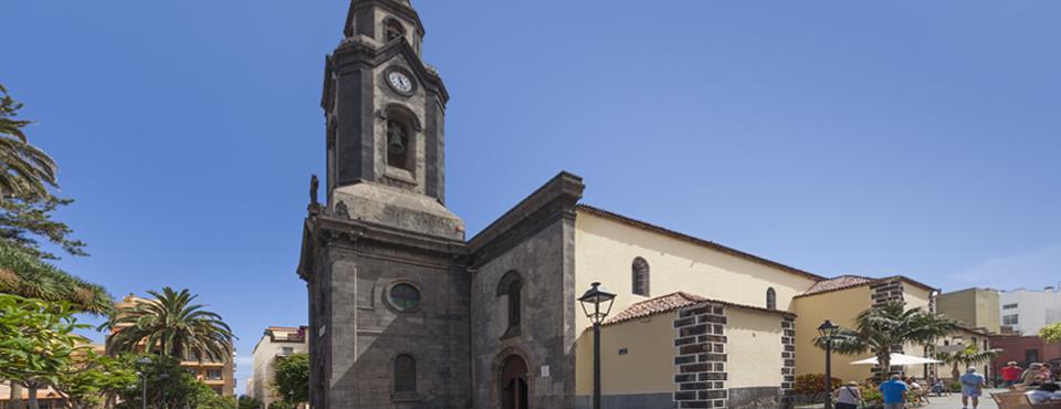 iglesias en puerto de la cruz