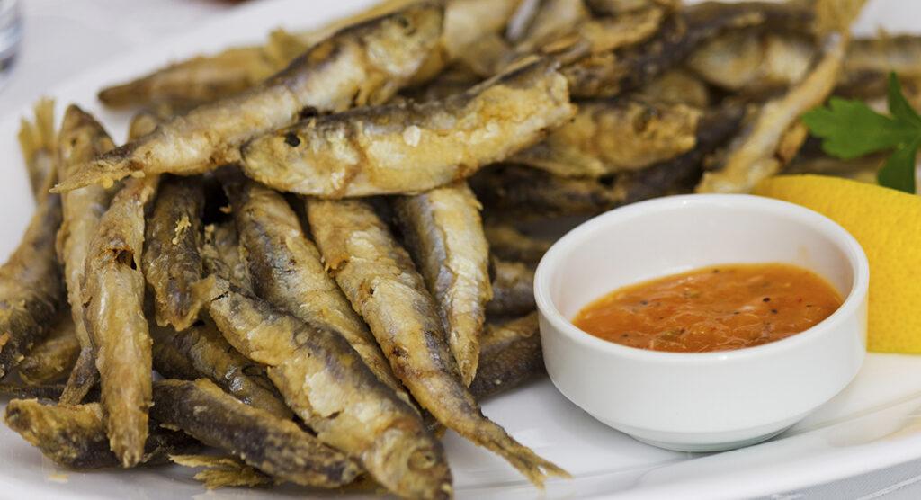 comida tradicional de punta umbria