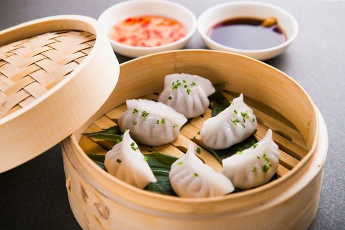 que se come en shanghai