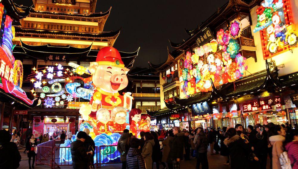 que se celebra en shanghai
