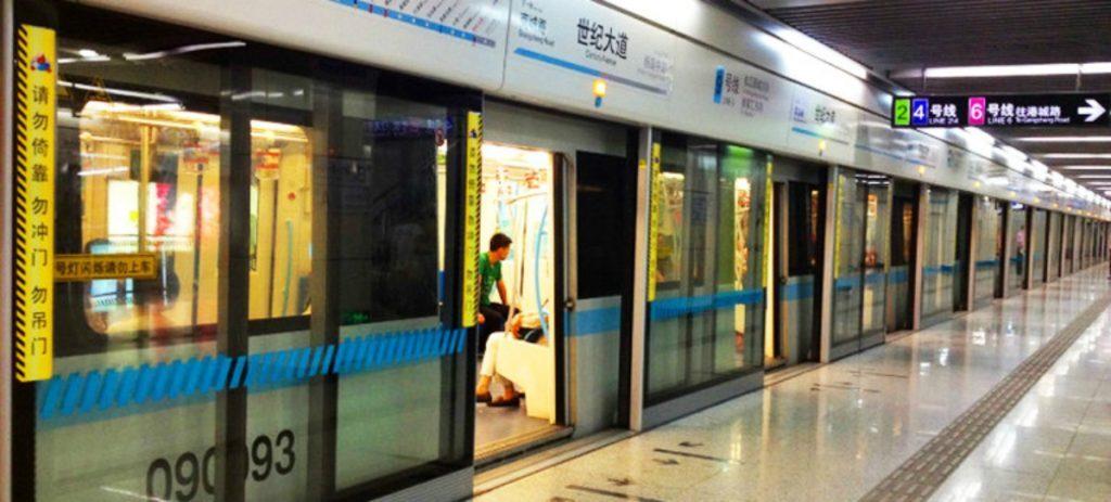 como moverse en shanghai hoy