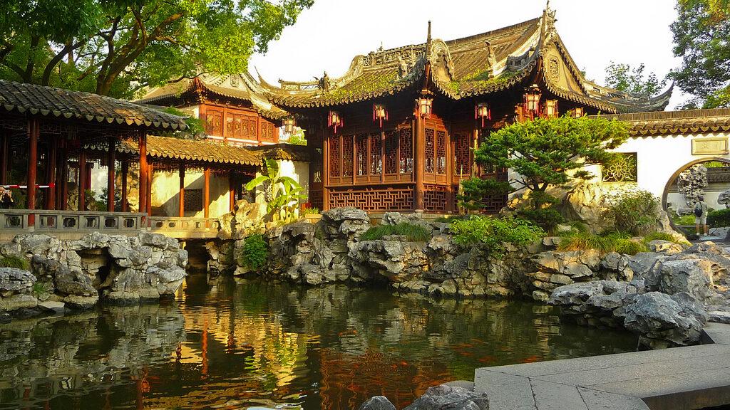 a donde ir en shanghai