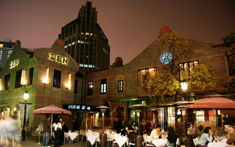 planes que ver en shanghai
